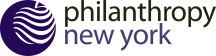 Philanthropy New York Transparent Back